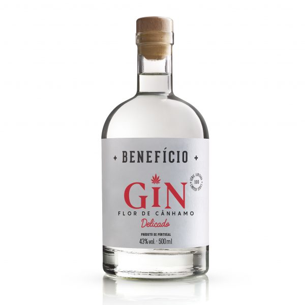Gin Benefício Delicado